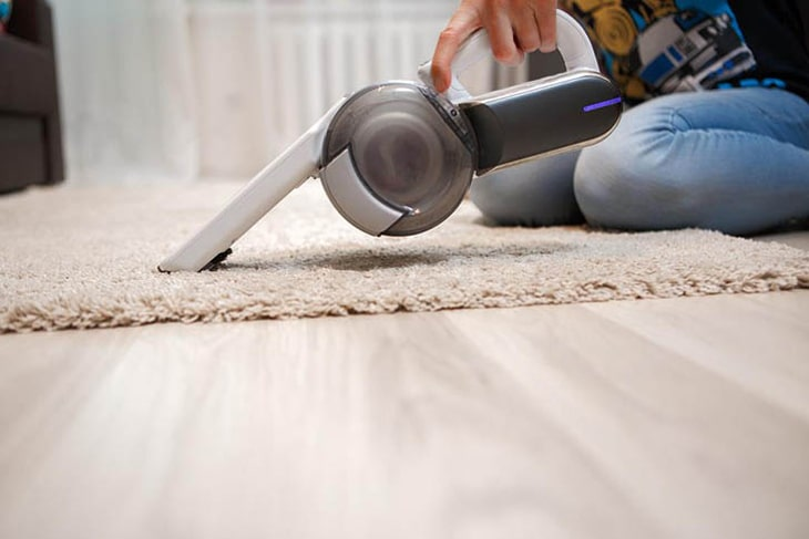 Top 10 Areas A Portable Vacuum Cleaner Can Clean