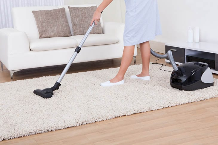 How to clean the floors
