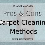 Carpet Cleaning Techniques & Methods - Pros And Cons