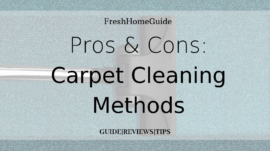 Carpet Cleaning Techniques and Methods