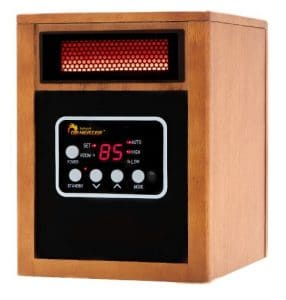 Space Heater for large rooms Dr Heater