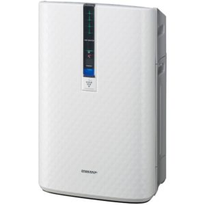 Air Purifier Humidifier Combo Sharp KC-850U Plasmacluster Air Purifier