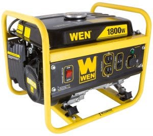wen 1800 watt generator