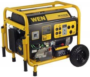 wen gas 9000 watt generator
