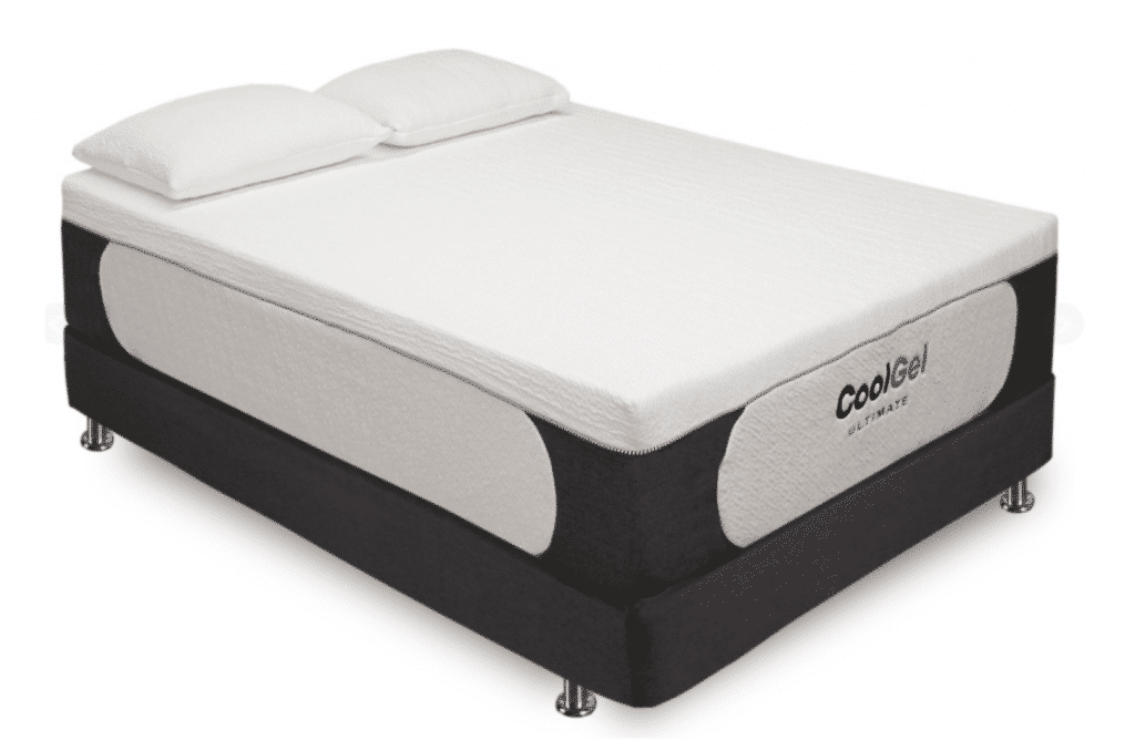 Classic Brands Cool Memory Foam Mattress