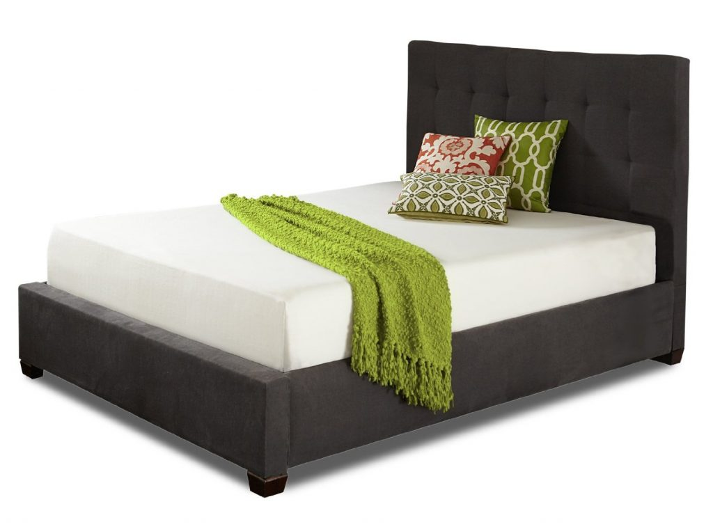 Live and Sleep King Size Memory Foam Mattress