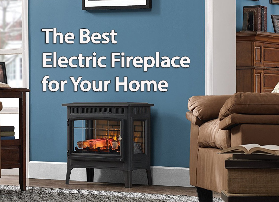 Top 10 Best Rated Electric Fireplace 2019 Buying Guide