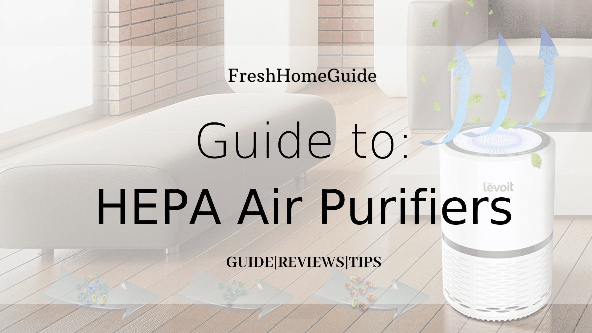 Guide to HEPA Air Purifiers