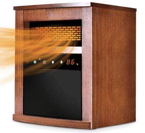 Space heater for a big room Air Choice