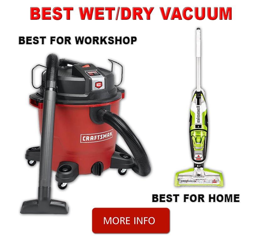 Best Wet Dry Vacuum Cleaner