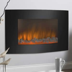 electric-fireplace-glass