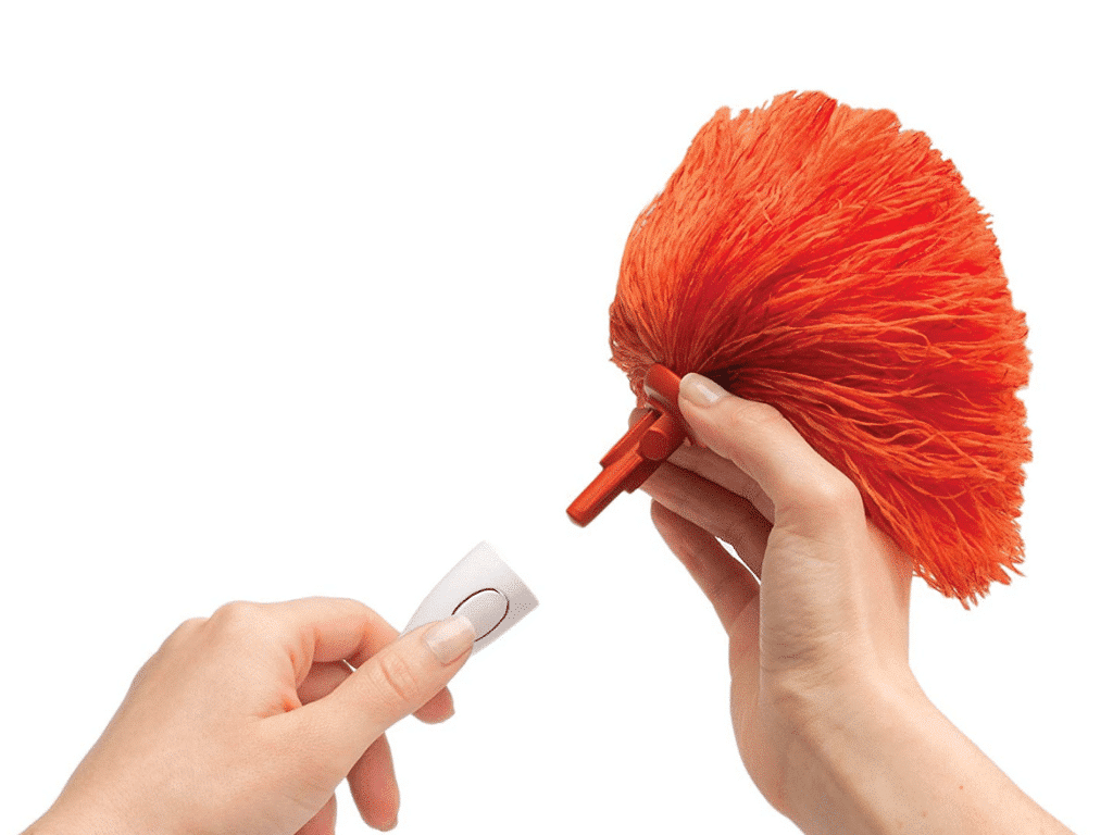 Image of OXO Good Grips Microfiber Delicate Duster