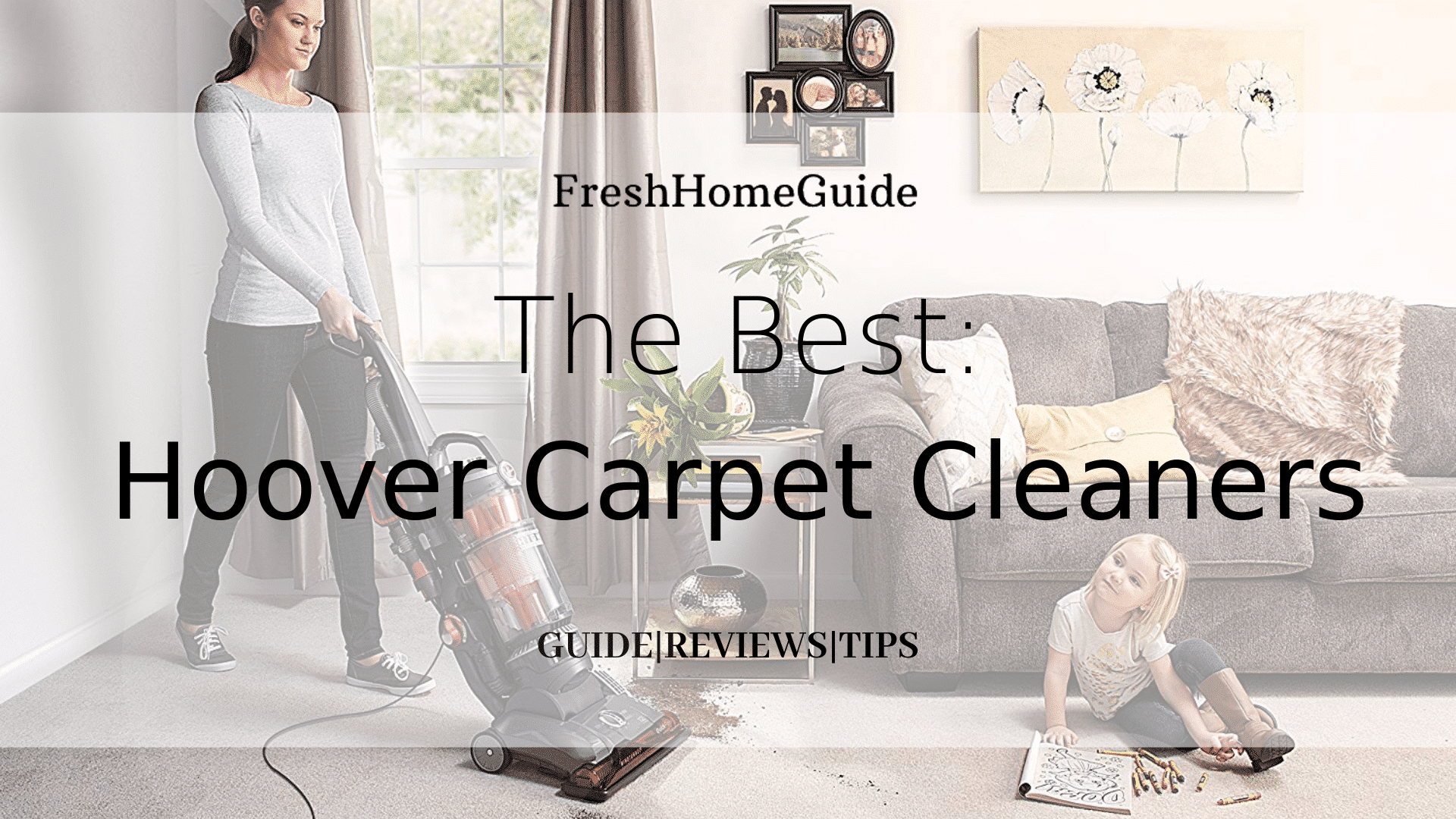 The Best Hoover Carpet Cleaners Reviews Guide