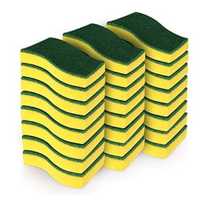 Product image of AIDEA Heavy Duty Scrub Sponge