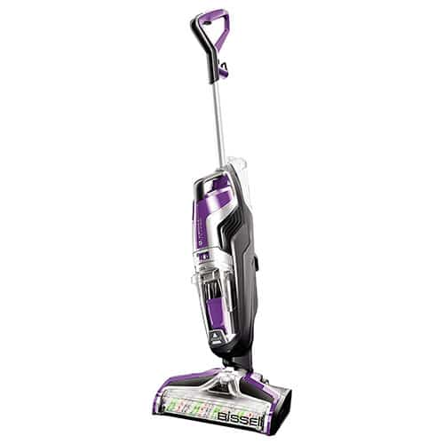 BISSELL Cross wave Pet Pro All in One Wet Dry Vacuum Cleaner and Mop Review
