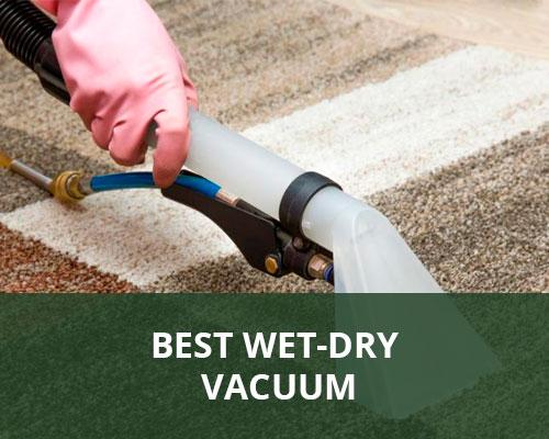 Best Wet Dry Vacuum Cleaner