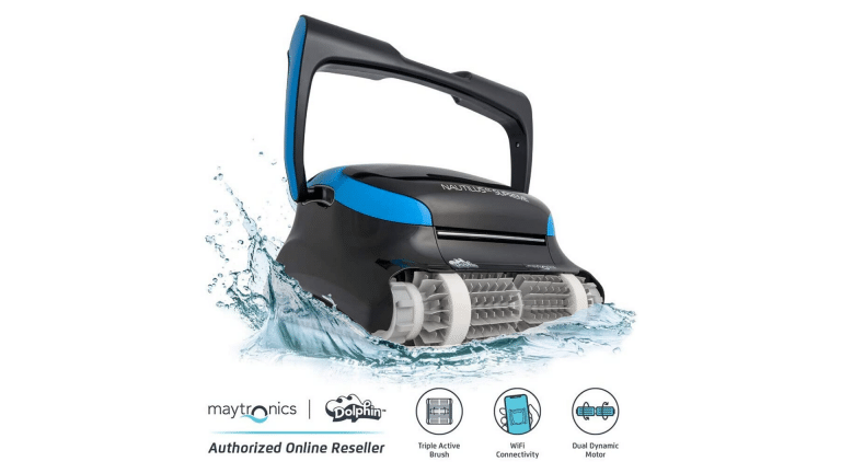 product image of DOLPHIN Nautilus CC Supreme Automatic Robotic Pool Cleaner