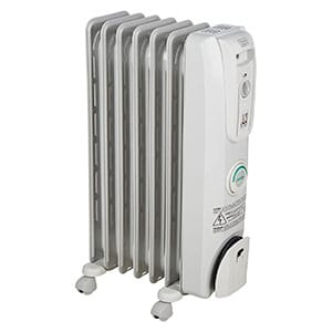 DeLonghi TRD40615E Space Heater for Large Room Safe Heat Oil-Filled Radiator Review