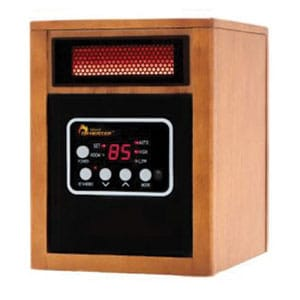 Picture of Dr Infrared Heater Portable Space Heater