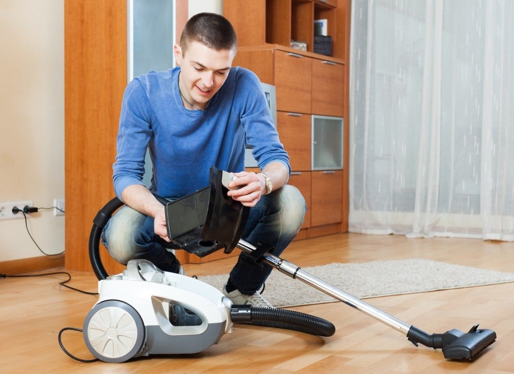 How To Maintain Your Vacuum Cleaner In 10 Simple Steps Featured Image