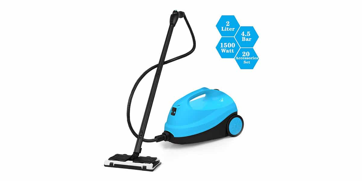 MLMLANT Steam Cleaner System Review