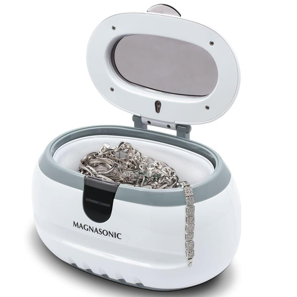 product image of Magnasonic Professional Ultrasonic Jewelry Cleaner Machine (CD2800)