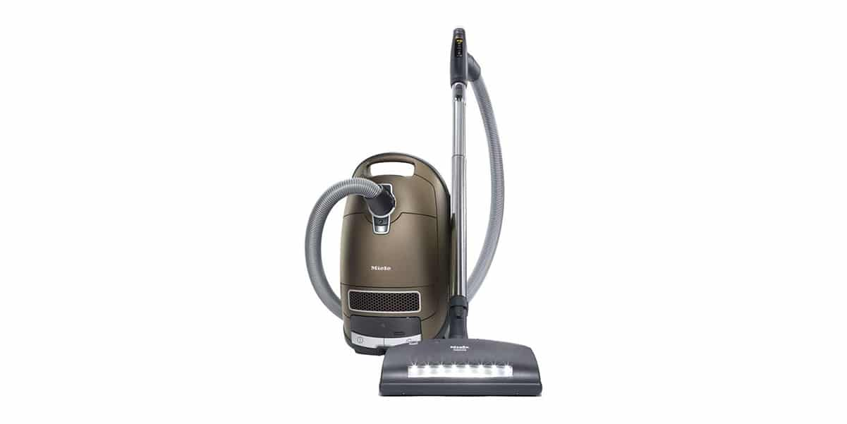 Miele Complete C3 Brilliant Canister Vacuum Cleaner Review