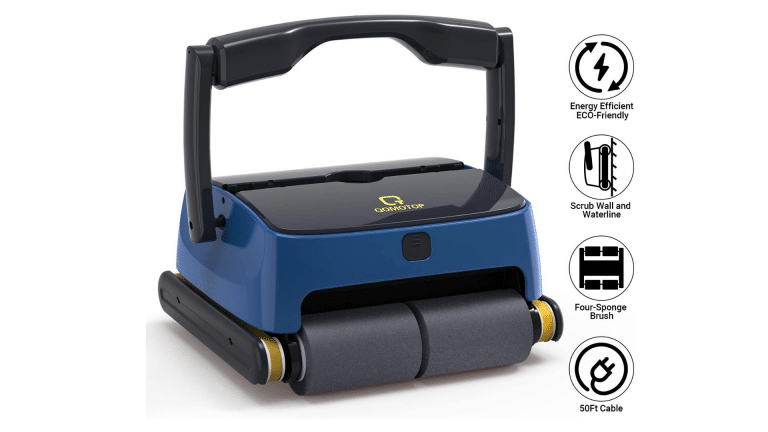 product image of Hayward RC9990CUB TigerShark Robotic Pool Vacuum (Automatic Pool Cleaner)