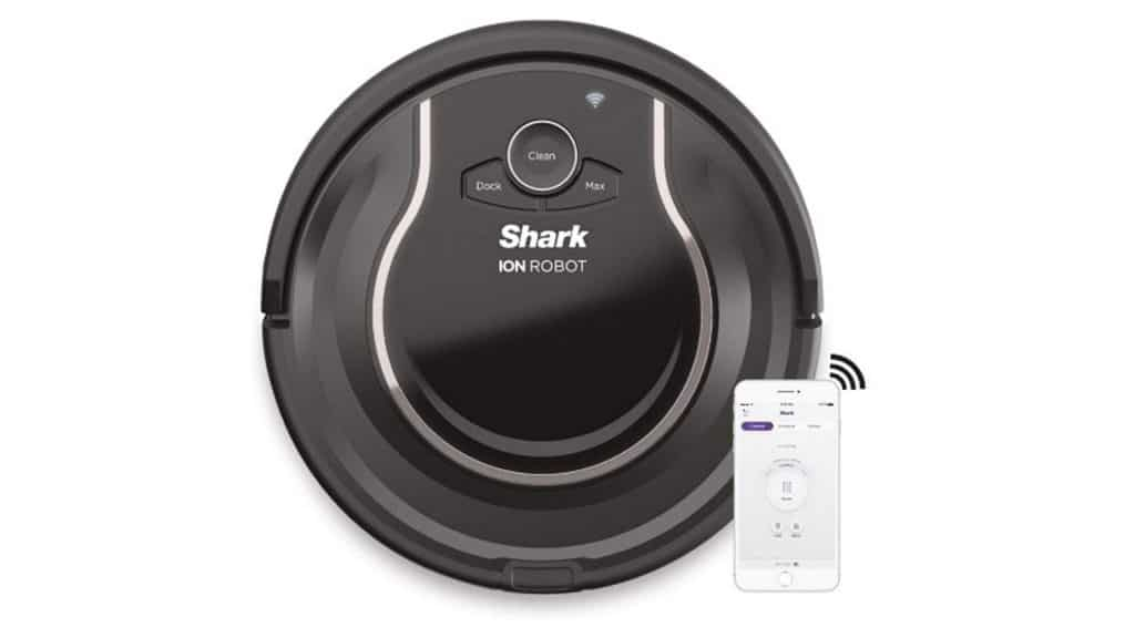 product image of shark ion robot vacuum r75 vacuum cleaner