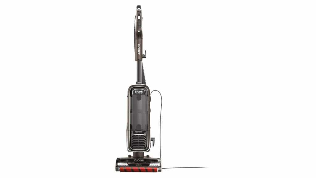 product image of Shark APEX Upright Vacuum with DuoClean for Carpet and HardFloor Cleaning Zero M Anti Hair Wrap Powered Lift Away with Hand Vacuum AZ1002