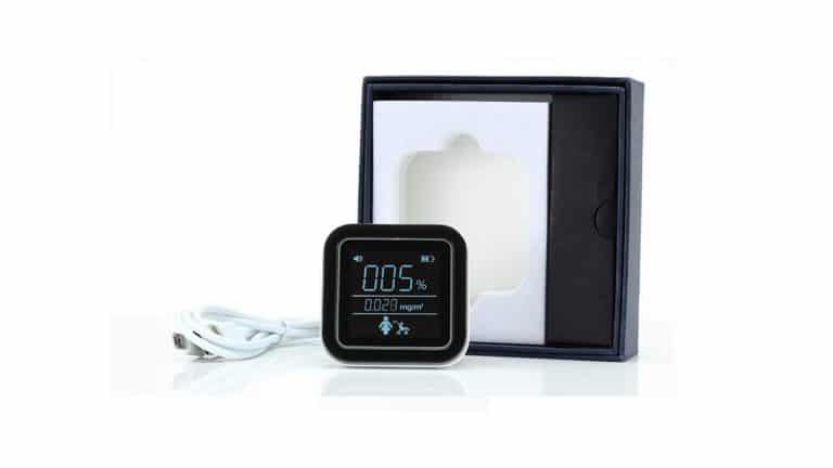 Product image of TVOC Air Quality Monitor Formaldehyde Detector Pollution Meter Monitor
