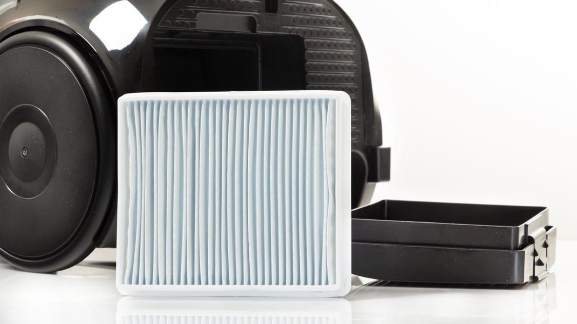 Image of vacuum filter